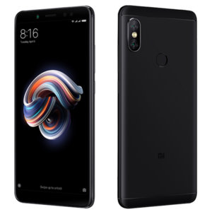 Мобилен телефон Xiaomi REDMI NOTE 5 DS BLACK 64/4 MZB6121EU